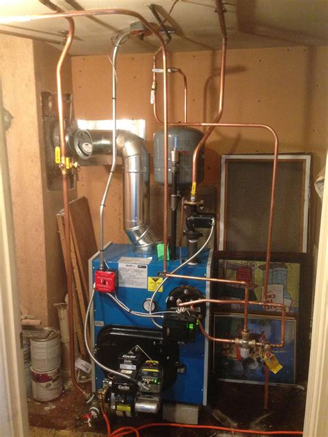 Plumbing Massachusetts by Boiler And Water Heater Installation In Millbury Ma Heating Plumbing Air Conditioning