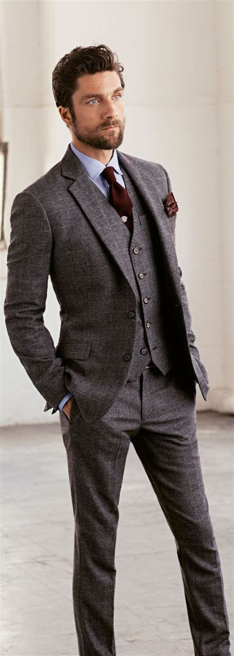 17 best images about maroon suit on pinterest shops 17 best winter wedding outfits for men for guest wedding