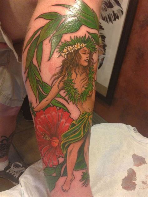 uptown tattoos 25 best hula tattoos ideas on