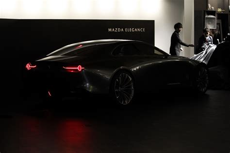 mazda supercar mazda vision concept looks like a proper four door supercar