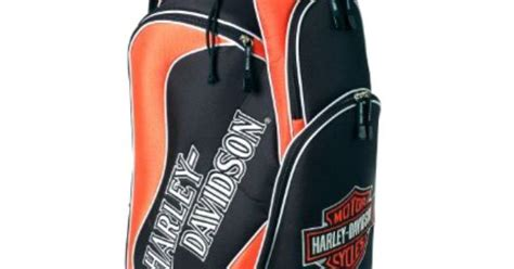 Harley Davidson Golf Bags by Harley Davidson Golf Cart Bag Awesome Golf Accessories
