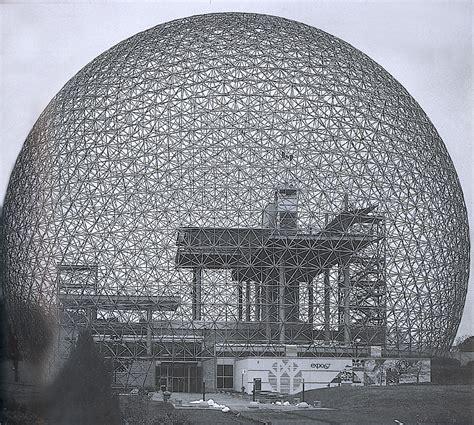cupole geodetiche di b fuller dalla realt 224 al progetto