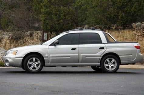 auto air conditioning repair 2003 subaru baja navigation system sell used 2003 subaru baja awd in austin texas united states for us 5 200 00