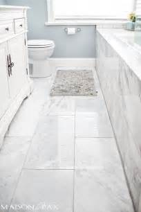Marble Tile Bathroom Floor Bathroom Renovations Budget Tips