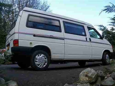 best car repair manuals 1995 volkswagen eurovan on board diagnostic system buy used 1995 volkswagen eurovan winnebago pop top cer van 91k miles in jacksonville oregon
