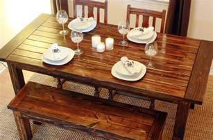 Dining Room Table Bench Ideas Pdf Diy Table Plans Dining Steel Weight Bench