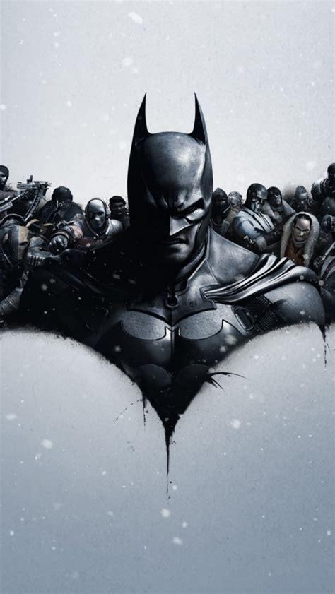 batman arkham origins iphone  wallpaper hd