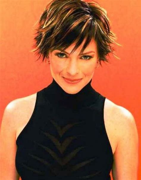razor cut for after 40 razor cut hairstyles for women over 40 short hairstyles