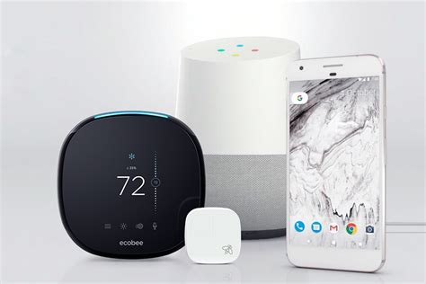 google assistant support comes to ecobee smart home products control ecobee s smart thermostats with google assistant