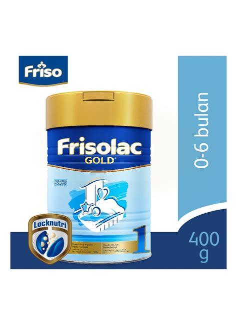 Bayi Bebelac 0 6 Bulan frisolac gold 1 formula bayi 0 6 bulan plain klg 400g klikindomaret
