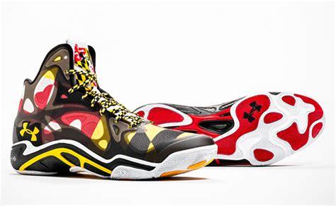 armour maryland basketball shoes armour basketball maryland pride collection