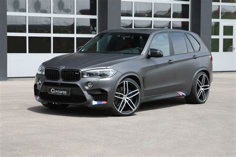 bmw x5 g power unleashes bmw x5 m with 750hp gtspirit