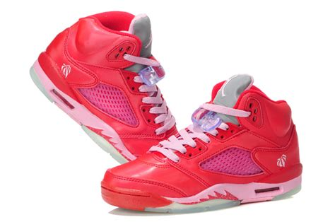 air 5 s day pink shoes mj001 75