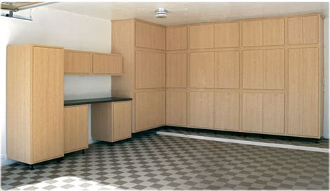 Garage Wood Storage Cabinets by Different Types Of Storage Systems For Your Garage