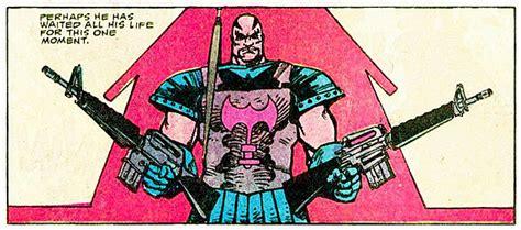 Tembakan Thor M16 3 why does skurge use guns marvel