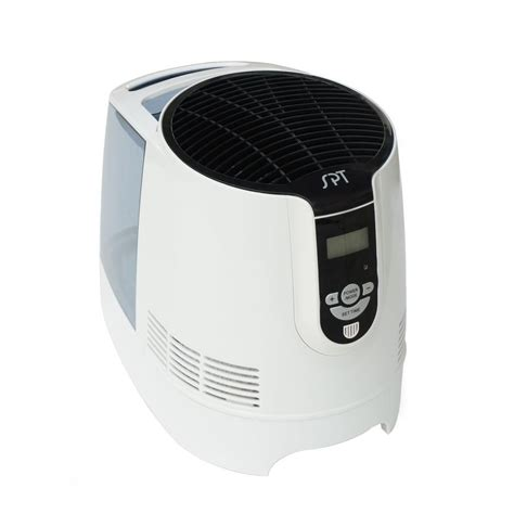 aircare 5 gal evaporative humidifier for 4 000 sq ft