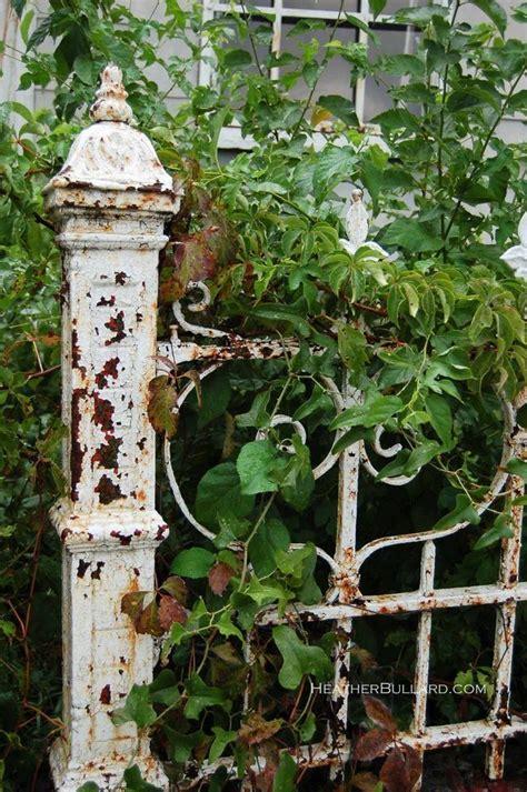 Garden Of Iron Rustic Wrought Iron Garden Gate Rustic Everything