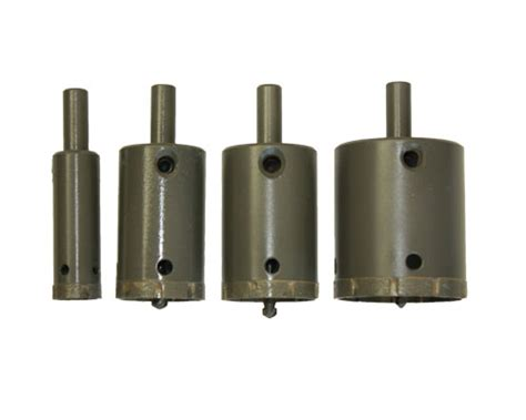 T L Brazed Drill Bits