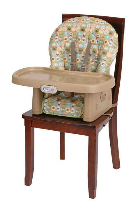 Booster Or High Chair by Graco Simpleswitch Highchair And Booster