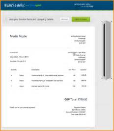 Create Invoice Template by 10 Create Free Invoice Invoice Template