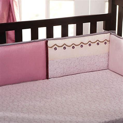 Kids Line Fleur Crib Bumper Buybuy Baby Fleur Crib Bedding