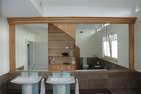 spiegelschrank dachschräge massivholzm 246 bel badm 246 bel in der dachschr 228 ge