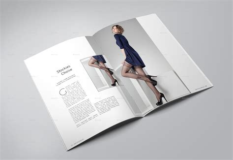 fashion lookbook template by bookrak graphicriver