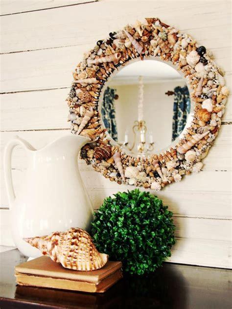 seashell mirror hgtv