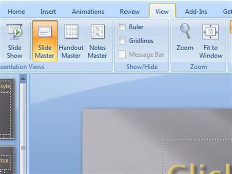 add new layout in ppt how to add new layouts to the powerpoint 2007 slide master
