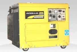 china depot apollo 5kw silent diesel generators