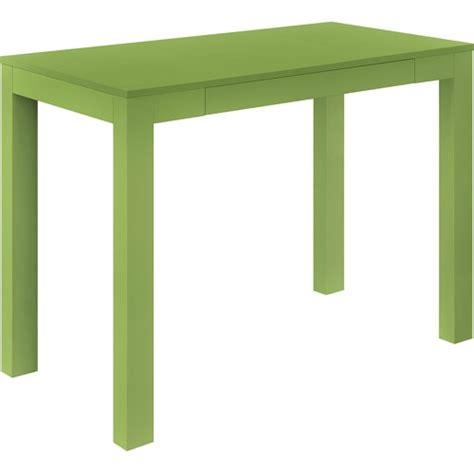 lime green computer desk mainstays parsons desk lime green living room