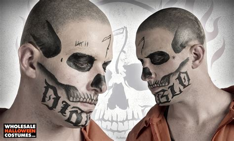 el diablo tattoo el diablo makeup tutorial wholesale costumes