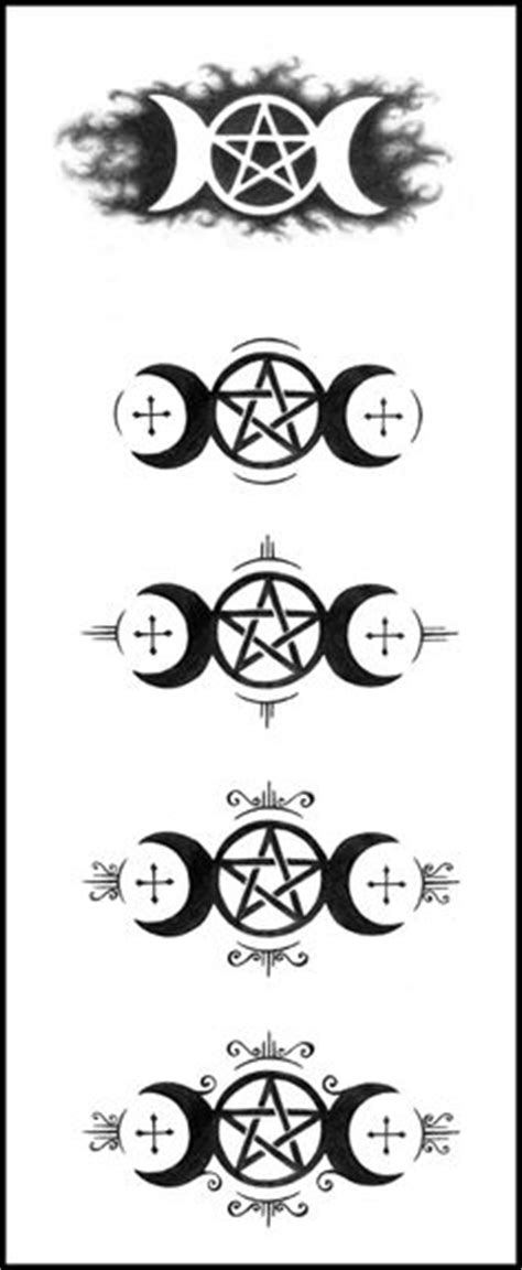 triple goddess tattoo designs ideas on moon goddess goddess