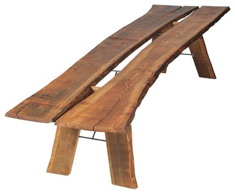 Tree Trunk Dining Table Tree Trunk Table Farmhouse Dining Tables By Ecofirstart