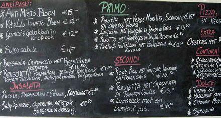 bloem ijburglaan amsterdam menu van restaurant bloem op ijburg amsterdam t