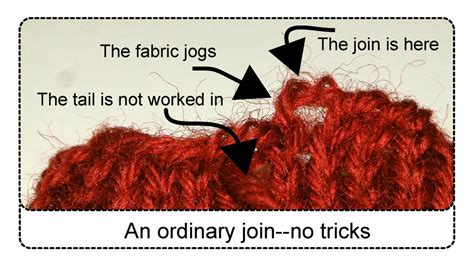 how to join circular knitting techknitting joining circular knitting the 3 in 1 techjoin