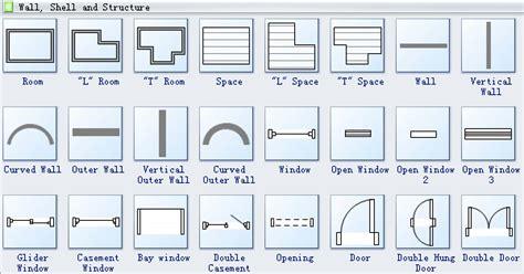 Floor Plan Creator For Pc evacuation diagram symbols