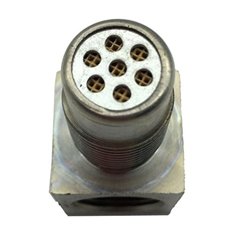 mini catalytic converter warning light ledaut 90 degree cel check engine light bungs o2 sensor