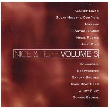 Is Trimspa Responsible For Nicoles by And Ruff Vol3 Various Artists