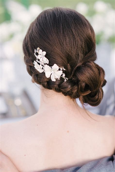 wedding day buns wedding hair beauty photos by bridal bun it these chic buns would be the perfect hair do for