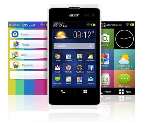 Acer Liquid Z220 Ram 1gb Rom 8gb Garansi Resmi acer liquid z220 black lazada co th