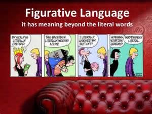Figurative by Figurative Language