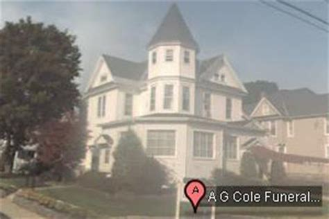 a g cole funeral home johnstown new york ny funeral