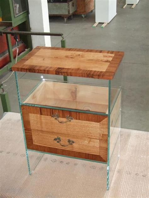 comodini vecchi comodini design vetro legno schio vicenza