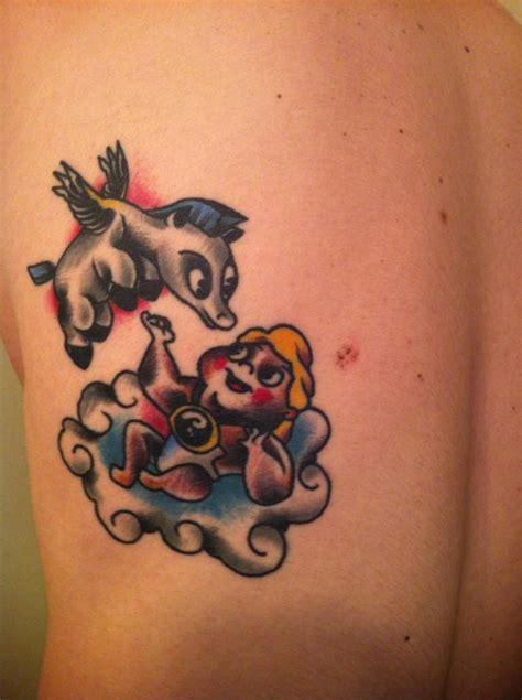 cartoon hercules tattoo hercules pegasus tattoo images