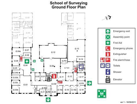 emergency exit floor plan emergency evacuation floor plan sle carpet vidalondon