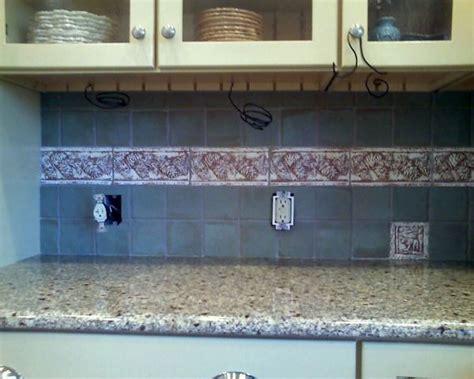 Handmade Tile Backsplash - kitchen backsplash kitchen tile backsplash westside