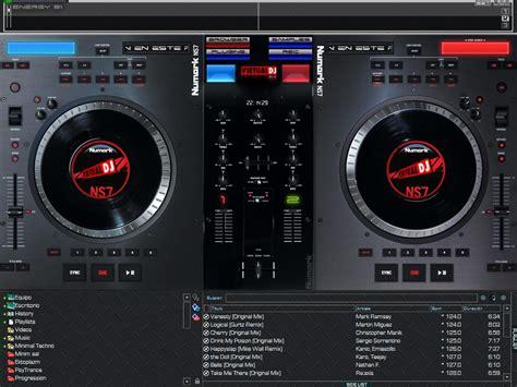 download themes virtual dj numark ns7 1024x768 pioneer cdj2000 djm800 v1 virtual dj