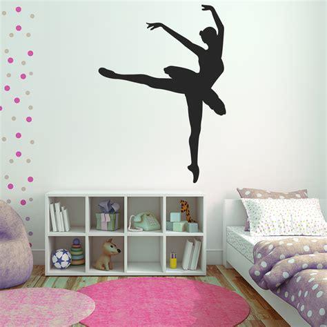 dancer wall stickers wallstickers folies dancer wall stickers