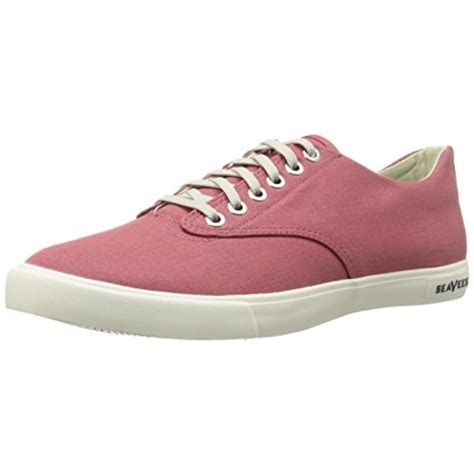 seavees sneakers seavees 2292 mens hermosa plimsoll lace up comfort casual